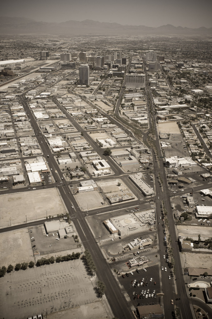 Las Vegas from Stratosphere Tower
