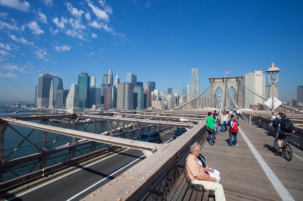 Brooklyn Bridge/Financial District