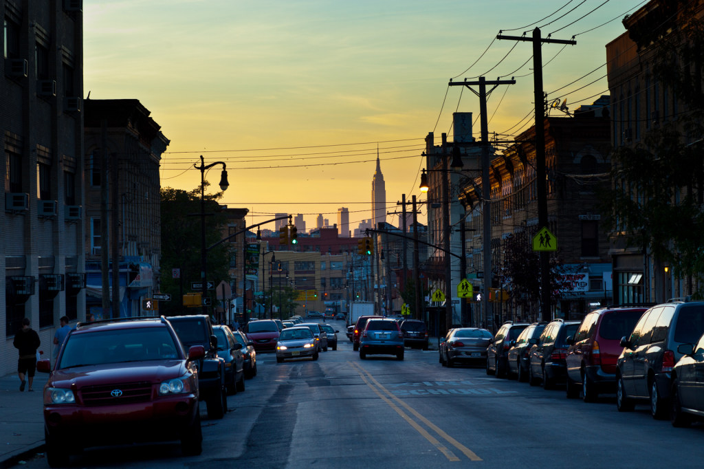 Wyckoff Ave