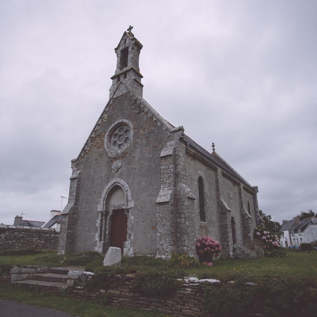 Chapelle Saint-Alour à Tréguennec (Finistère)