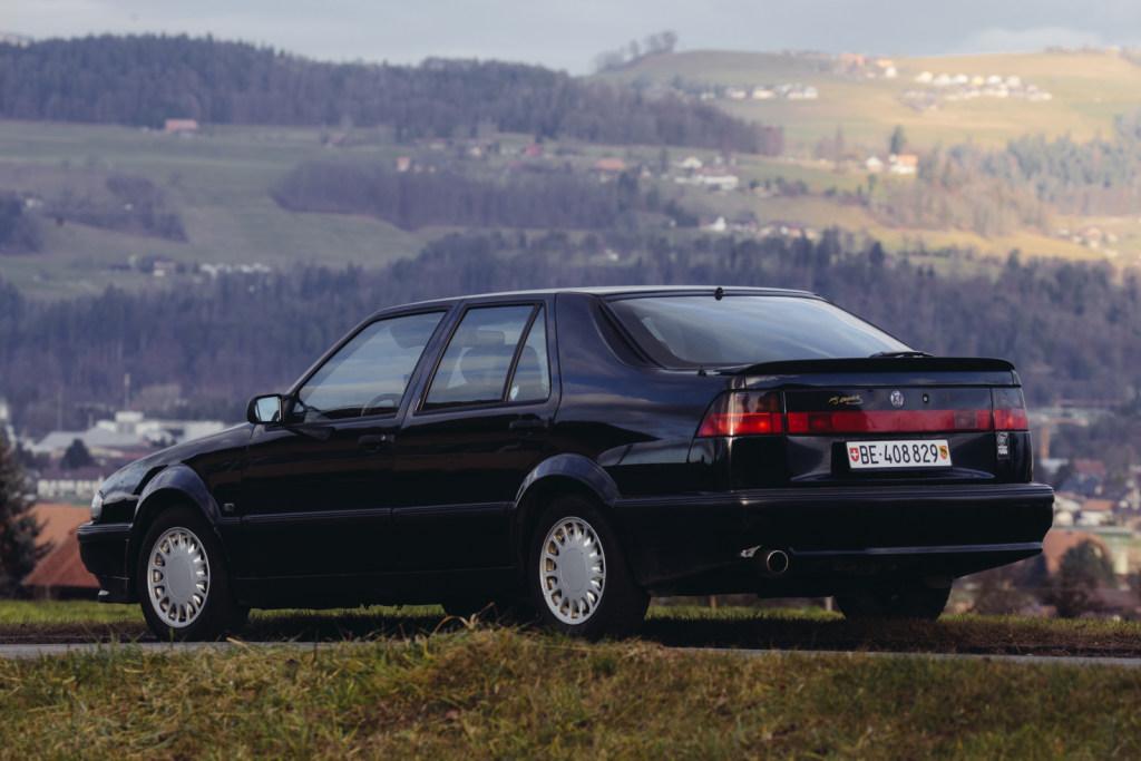 Saab 9000 Aero 1993